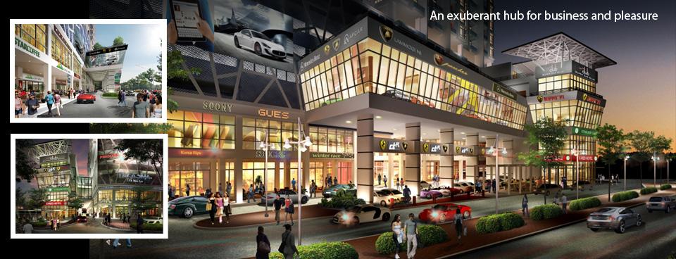 BM City Mall